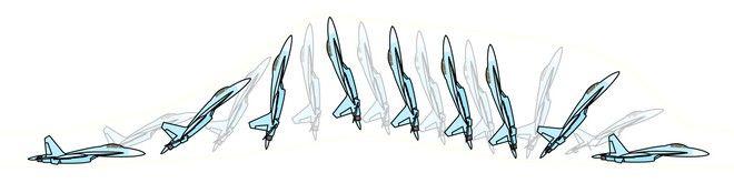 Επική αερομαχία: Ρωσικό Su-35 vs αμερικανικού F-16