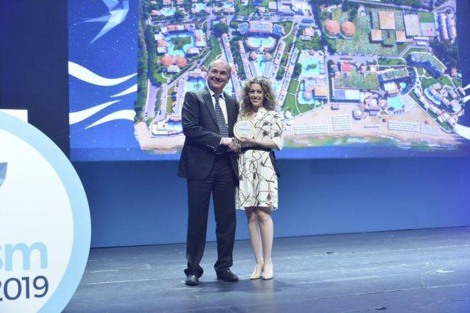 Ο Όμιλος Aldemar Resorts έλαμψε και φέτος στα Tourism Awards