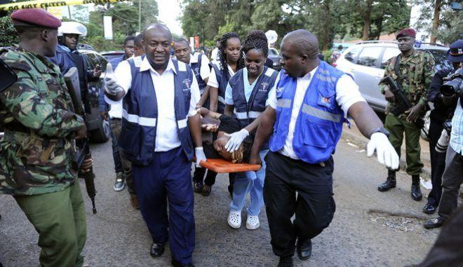 Επίθεση στο Ναϊρόμπι