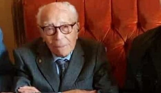 Ο γηραιότερος άνθρωπος της Ιταλίας