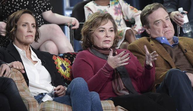 Το καστ της τηλεοπτικής σειράς Roseanne