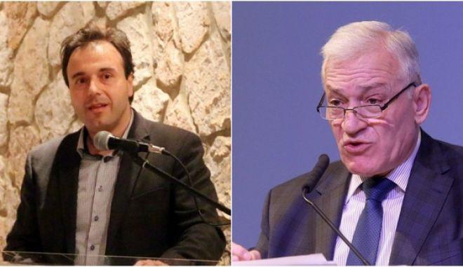 Ο Ιωακειμίδης δεν θέλει κορυφαία στελέχη του ΣΥΡΙΖΑ στην παράταξή του