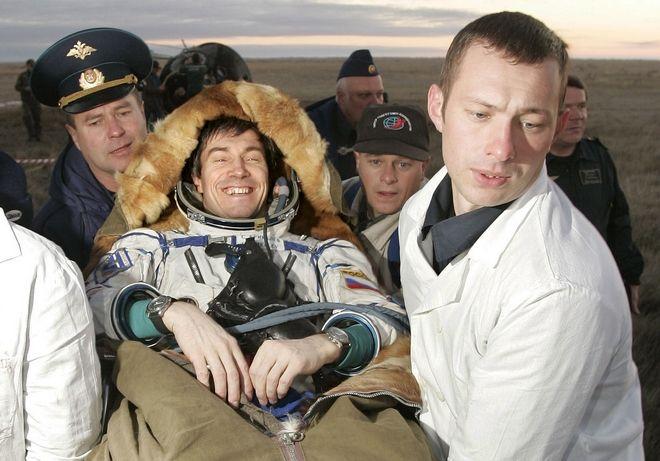 O Sergei Krikalev το 2005