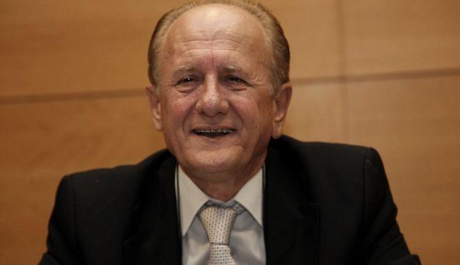 Πρόεδρος του ΣΑΤΑ, Θύμιος Λυμπερόπουλος