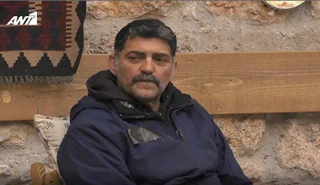 Η Φάρμα: Αποχώρησε ο Μιχάλης Ιατρόπουλος
