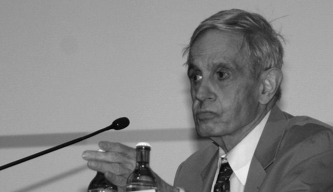 John Nash: Σκοτώθηκε σε τροχαίο ο Νομπελίστας μαθηματικός που ενέπνευσε το A Beautiful Mind