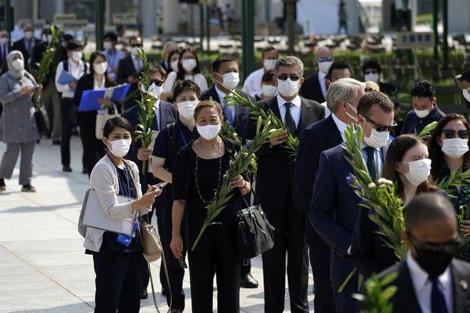 75η επέτειος της καταστροφής στην Χιροσίμα