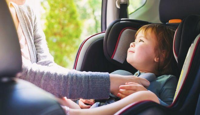 Πώς να ταξιδέψετε άνετα με τα παιδιά σας