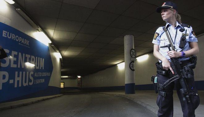 Νορβηγία, Αστυνομικές Αρχές