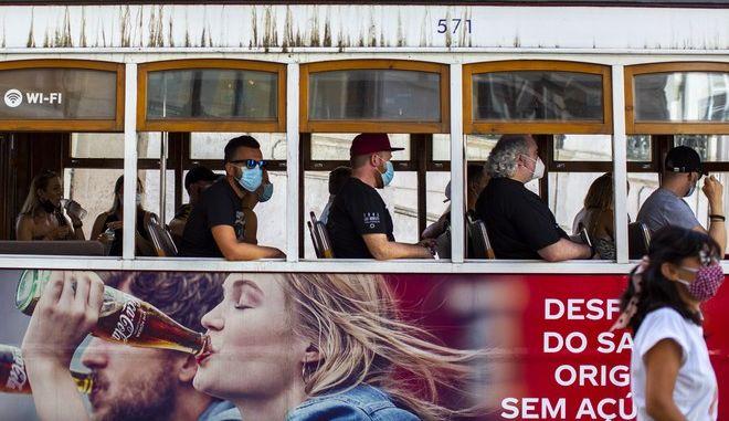 Κορονοϊός στην Πορτογαλία