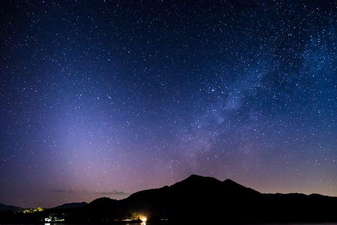 Τυφλό αγόρι βλέπει τα αστέρια για πρώτη φορά