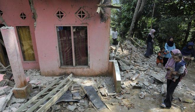 Σεισμός στην Ινδονησία