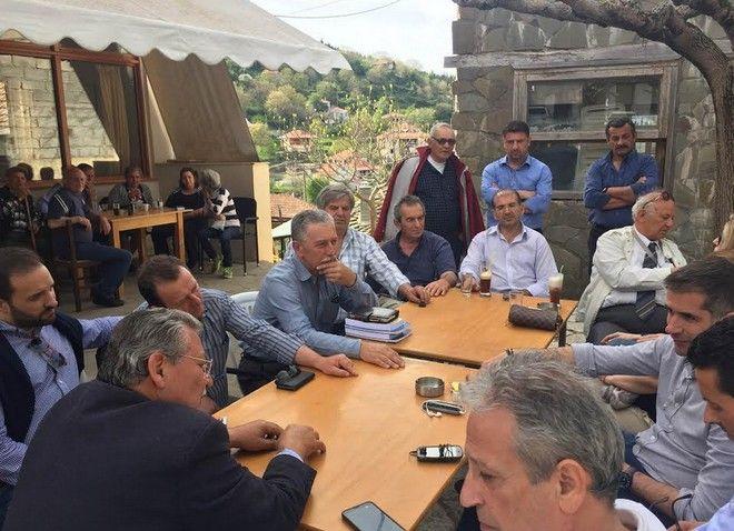 Τριήμερη επίσκεψη Κώστα Μπακογιάννη στη Φωκίδα