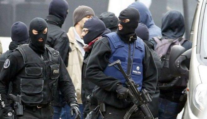 Σύλληψη δύο υπόπτων για σχεδιασμό επίθεσης στο Βέλγιο