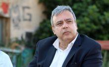 Ο υπουργός Επικρατείας Χριστόφορος Βερναρδάκης