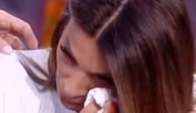 Απαρηγόρητη η Ελένη Χατζίδου: Γιατί ξέσπασε σε κλάματα μιλώντας για το Survivor