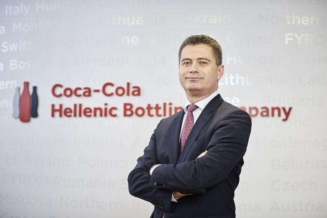 Coca Cola HBC: Αυτοί είναι οι νέοι στόχοι έως το 2025