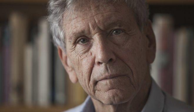 O συγγραφέας Άμος Οζ έφυγε από την ζωή στις 28 Δεκεμβρίου 2018