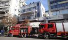 Θεσσαλονίκη: Νεκρός άντρας σε ακατοίκητο κτίριο μετά από φωτιά