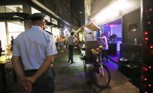 """Απανωτές έφοδοι της ΕΛ.ΑΣ. σε μπαρ που παραβίασαν το νυχτερινό """"Lockdown"""""""