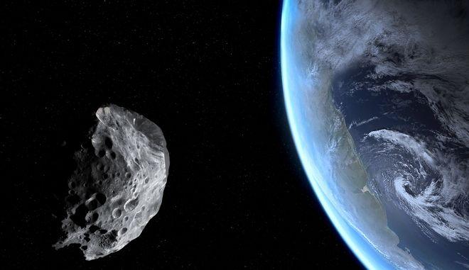 """Σχεδόν 3.000 αστεροειδείς πέρασαν """"δίπλα"""" απο τη Γη το 2020"""