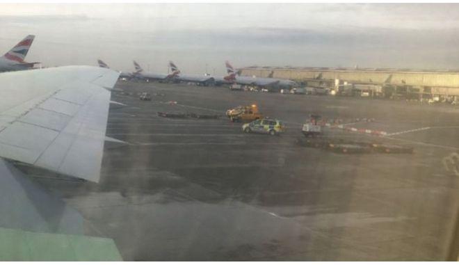 Heathrow: Ένας νεκρός σε δυστύχημα στον διάδρομο απογείωσης