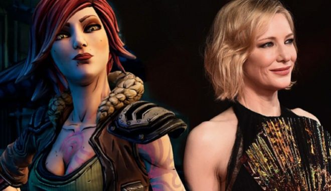 """Η Κέιτ Μπλάνσετ πρωταγωνίστρια στην ταινία """"Borderlands"""", βασισμένη στο δημοφιλές video game"""