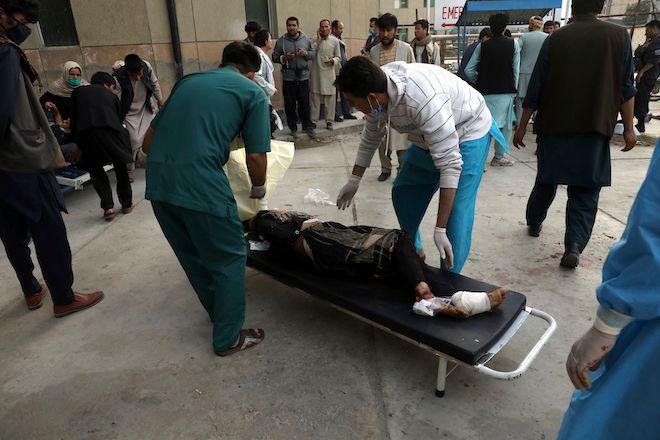 Βομβιστικές επιθέσεις κοντά σε σχολείο θηλέων στην Καμπούλ στοίχισαν τη ζωή σε 50 ανθρώπους, ενώ οι τραυματίες είναι περισσότεροι από 100, 8 Μαΐου 2021