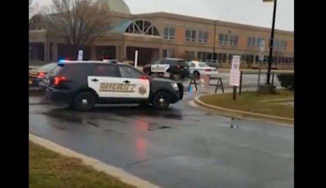 ΗΠΑ: Πυροβολισμοί σε σχολείο στο Μέριλαντ - Τρεις τραυματίες