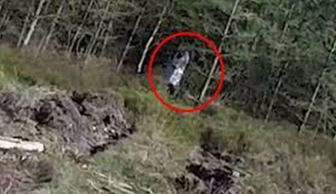 Βίντεο - ανατριχίλα ή φάρσα από το πιο στοιχειωμένο δάσος της Αγγλίας