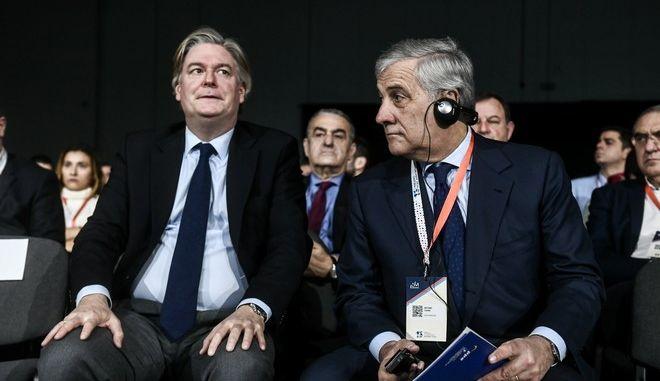 Ο Αντόνιο Λοπέζ Ιστουρίζ και ο Αντόνιο Ταγιάνι