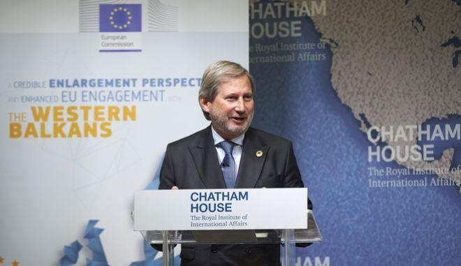 Σύνοδος των Δυτικών Βαλκανίων στο Λονδίνο την Τρίτη 10 Ιουλίου 2018. (EUROKINISSI/ΕΥΡΩΠΑΪΚΗ ΕΝΩΣΗ)