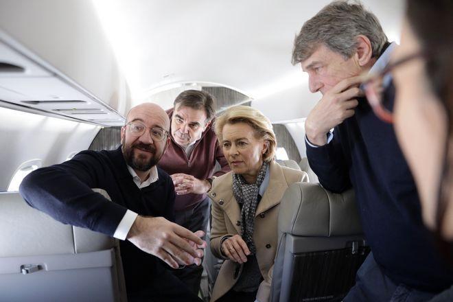Επίσκεψη της ηγεσίας της Ευρωπαϊκής Ένωσης στον Έβρο την Τρίτη 3 Μαρτίου 2020