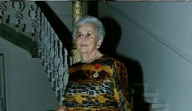 Η Καίτη Κυριακοπούλου