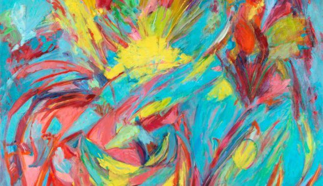 Εγκαίνια ατομικής έκθεσης ζωγραφικής της Μαριάννας Βερέμη στο Ίδρυμα Εικαστικών Τεχνών Τσιχριτζή τη Δευτέρα 12 Μαρτίου 2018