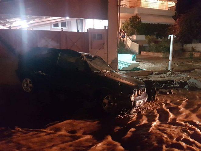 Οδοιπορικό στη Μάνδρα - Το ποτάμι χτύπησε ξανά