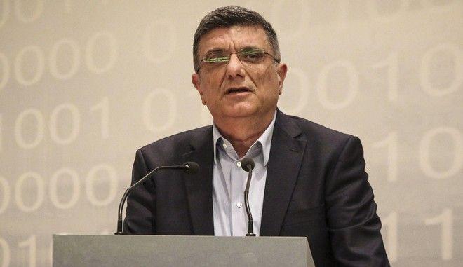Ο πρόεδρος της ΟΤΟΕ, Στ. Κούκος