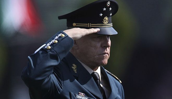 Ο στρατηγός Σαλβαδόρ Σιενφουέγος Σεπέδα