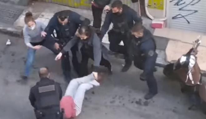 ΑΝΤΑΡΣΥΑ: Αστυνομική επίθεση σε βάρος μελών του ΣΕΚ