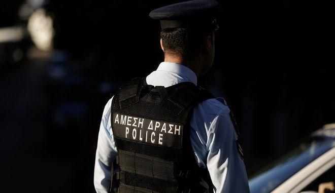 Επιχείρηση της αστυνομίας
