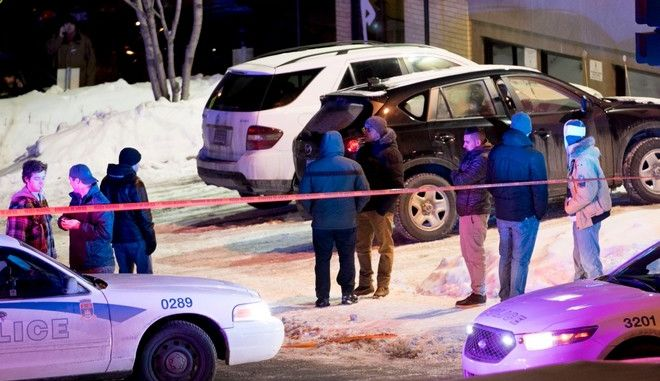 Καναδάς: Για φόνο εκ προμελέτης κατηγορείται ο άνδρας που εισέβαλε σε τζαμί