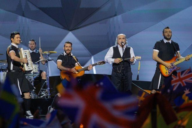 Ο ΑΓΑΘΩΝΑΣ ΣΤΟΝ ΤΕΛΙΚΟ ΔΙΑΓΩΝΙΣΜΟ ΤΡΑΓΟΥΔΙΟΥ ΤΗΣ EUROVISION