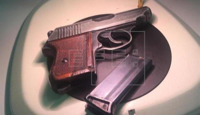 Στη δημοσιότητα το όπλο του μακελάρη του Βερολίνου, Άνις Άμρι