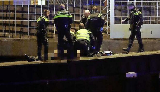 Άμστερνταμ: Ένας νεκρός μετά από ανταλλαγή πυροβολισμών με αστυνομικούς