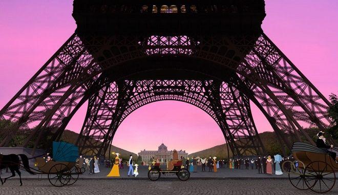 """""""Έκανα μια ταινία για τον Δυτικό Πολιτισμό"""": Ο Μισέλ Οσελό για τη σημερινή βία και το Παρίσι της Μπελ Επόκ"""