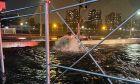 Πλημμύρες από τον τυφώνα Άιντα στη Νέα Υόρκη