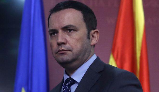 Ο αναπληρωτής πρωθυπουργός της πΓΔΜ Bujar Osmani