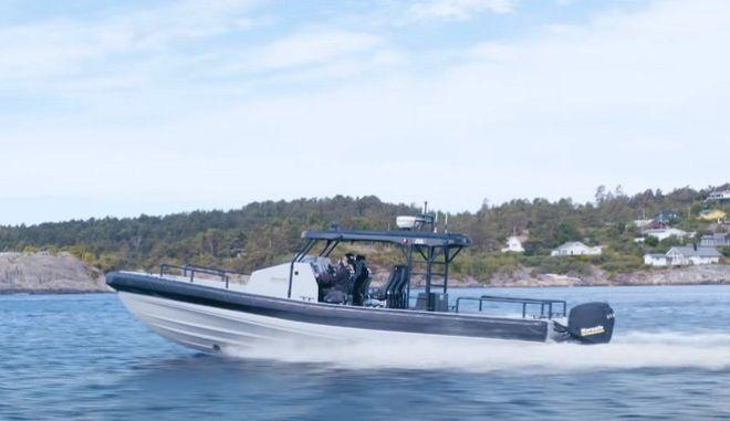 Θωρακίζεται το Αιγαίο: Το νέο σκάφος των αμφίβιων καταδρομέων