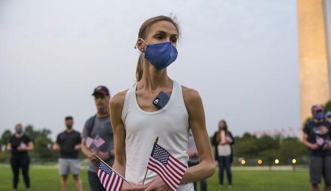 Ακτιβιστές στις ΗΠΑ