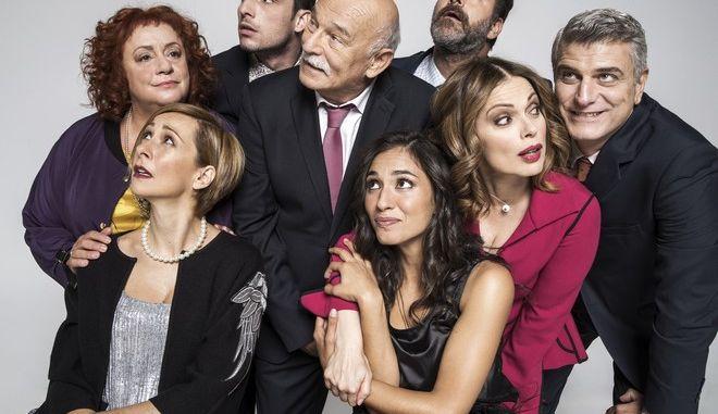 Η σύνθεση της νέας Μουρμούρας για την πέμπτη σεζόν, δεν παρουσίαζε το πέμπτο, μυστικό ζευγάρι που ποτέ δεν είδαμε στην Ελλάδα